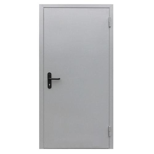 двери металлическая противопожарная